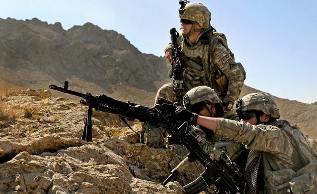 """חיילי צבא ארה""""ב (צילום: צבא ארצות הברית, האתר הרשמי)"""
