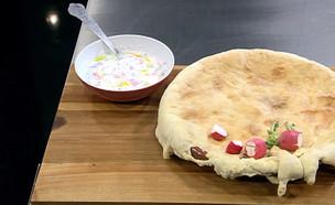 """מידיאס גבינה (צילום: מתוך """"מאסטר שף"""" עונה 7, שידורי קשת)"""