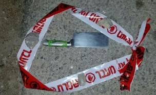 הסכין עמה ניסה לדקור, עופרה