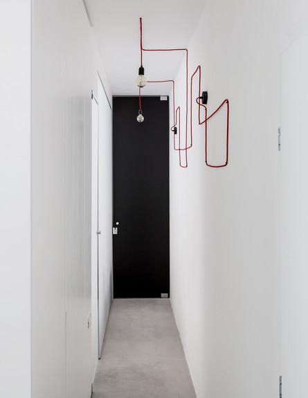 יעל ודפנה, מסדרון כניסה(17) (צילום: איתי בנית)