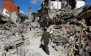 איטליה רועדת - היסטוריה של הרס (צילום: רויטרס)