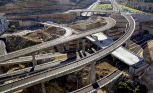 """התעריף במנהרות הכרמל לא הופחת (צילום: יח""""צ)"""