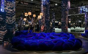 הספה של קנדל (צילום: Edra)