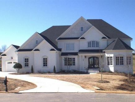 ביתו של עומר גור גייר בצפון קרוליינה