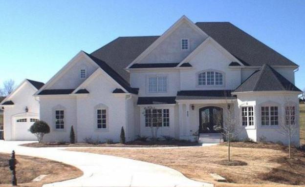 ביתו של עומר גור גייר בצפון קרוליינה (צילום: wral.com)