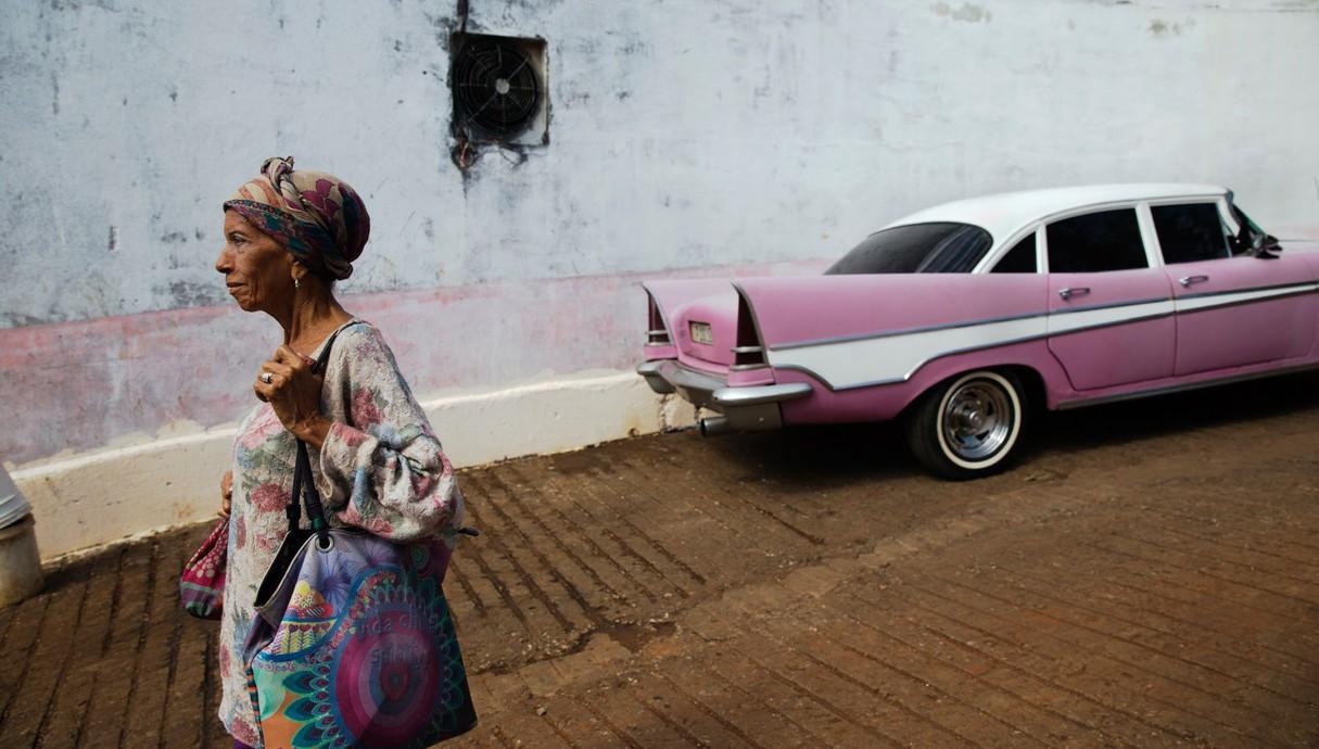 קפסולת זמן - רחוב צדדי בשכונת בידדו שבהוואנה