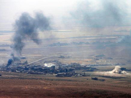 116 הרוגים במתקפות אוויריות (צילום: רויטרס)