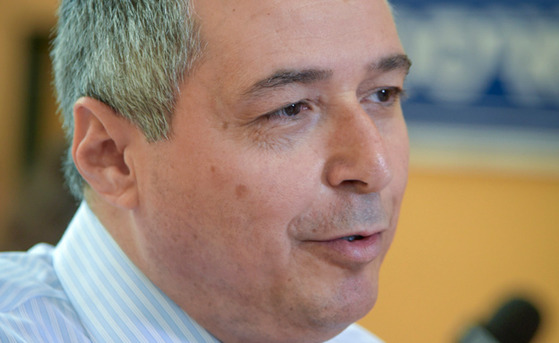 "מנכ""ל הבנק הנוכחי, אריק פינטו (צילום: אבי דישי / פלאש 90)"