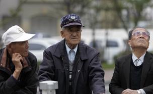החברה דוחה את המבוגרים בצפון קוריאה (צילום: רויטרס)