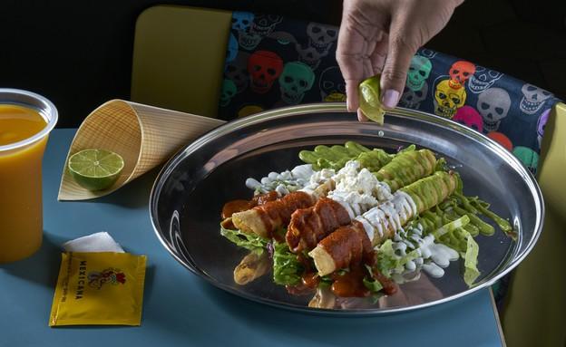 מקסיקנה מרקדו שוק צפון אוכל מקסיקני (צילום: אנטולי מיכאלו,  יחסי ציבור )