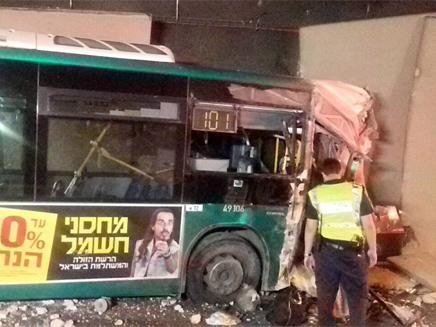 זירת התאונה, לפני כחצי שנה