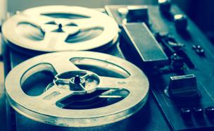 סליל הקלטה (צילום: ShutterStock)