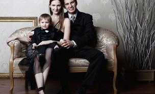 משפחה עשירה  (אילוסטרציה: Shutterstock)
