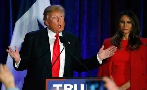 הסקרים נכשלו בניבוי הזכייה, טראמפ (צילום: רויטרס)