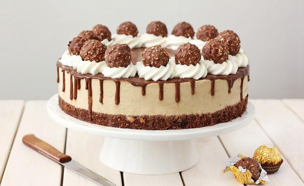 עוגת גבינה, מוקה ושוקולד (צילום: ענבל לביא, אוכל טוב)