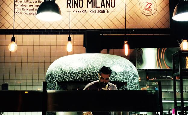 רינו מילאנו  (צילום: אגמדיה,  יחסי ציבור )