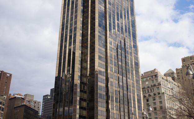 מלון טראמפ ניו יורק (צילום: anaglic, Shutterstock)