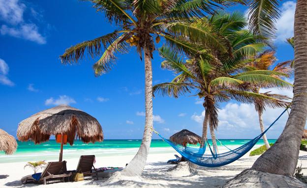 חוף טולום במקסיקו (צילום: BlueOrange Studio, Shutterstock)
