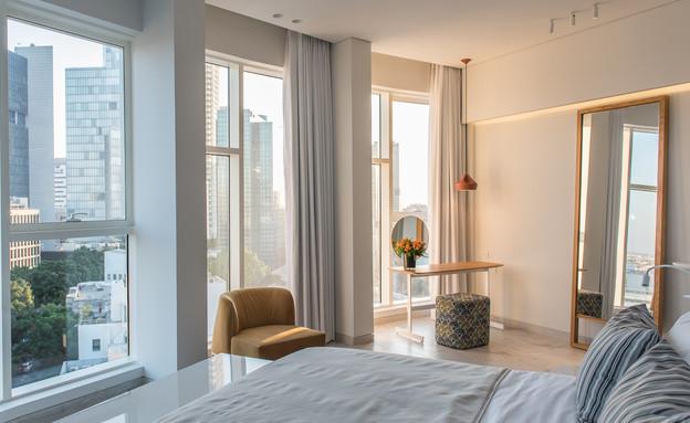 מלון 65 תל אביב (צילום: סיון אסקיו,  יחסי ציבור )