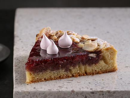 עוגת לינזר טורט