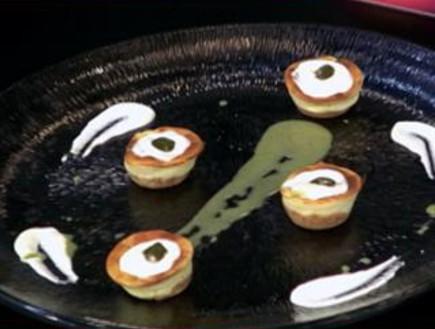 עוגת גבינה אפויה של לירון