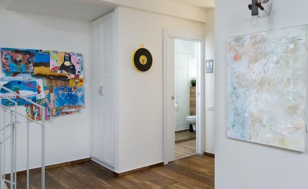 טליה קסוס, בין החדרים (צילום: שירן כרמל)