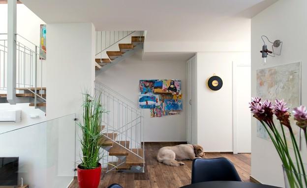 טליה קסוס, מדרגות (5) (צילום: שירן כרמל)