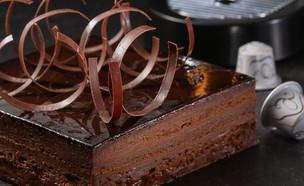 עוגת זאכר טורט (צילום: בני גם זו לטובה, אוכל טוב)