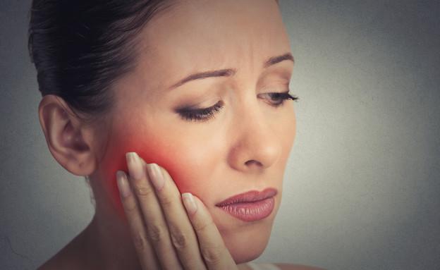 כאב שיניים (צילום: ShutterStock)