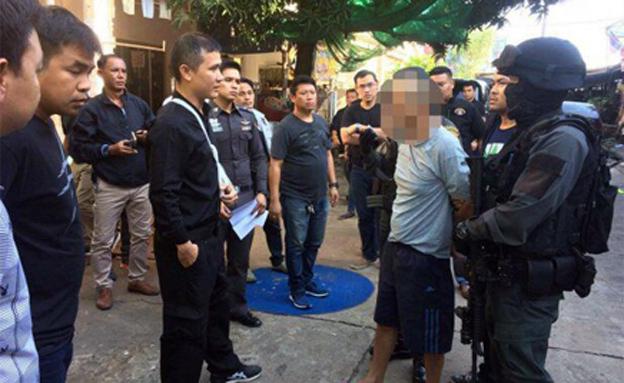 מעצרו של ביטון בתאילנד