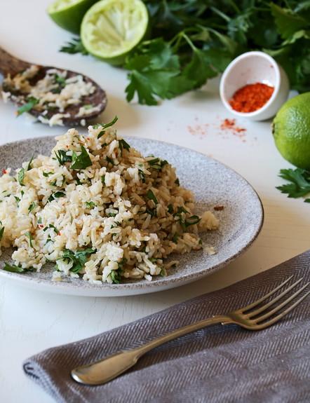 אורז מלא - אורז מקסיקני (צילום: נטע-חן ליבנה, אוכל טוב)