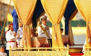 נסיך תאילנד (צילום: Chumsak Kanoknan, GettyImages IL)