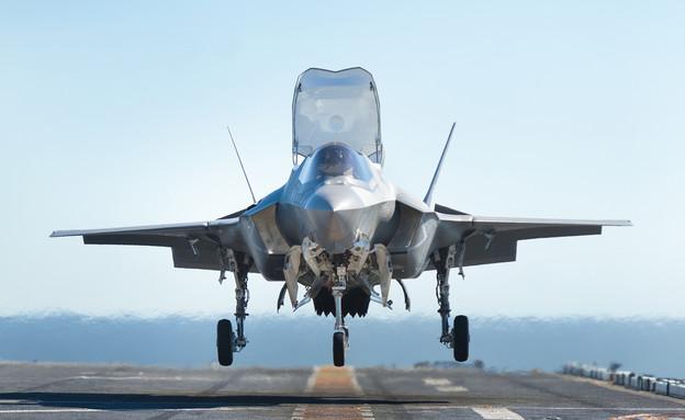 F-35 (צילום: לוקהיד מרטין)