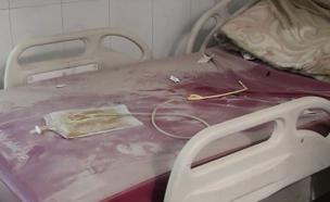 """לא נותרו בתי""""ח פעילים במזרח חאלב"""