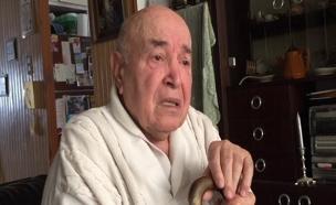 """בן 82 הוכה: """"איבדתי את היציבות"""" (צילום: חדשות 2)"""