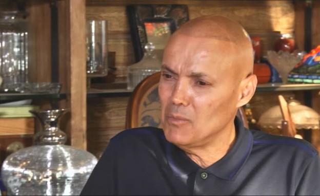אבנר הררי בראיון לדרור גלוברמן 1 (צילום: מתוך אנשים, שידורי קשת)