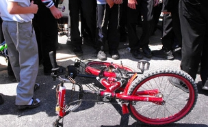ישראל מובילה בתאונות עם מעורבות ילדים (צילום: עופר אשטוקר, אשדודנט)