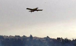 צוותי ומטוסי כיבוי נאבקים בלהבות