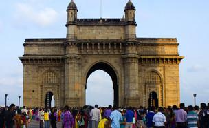 שער הודו, מומבאי (צילום: Sam Singh, Shutterstock)