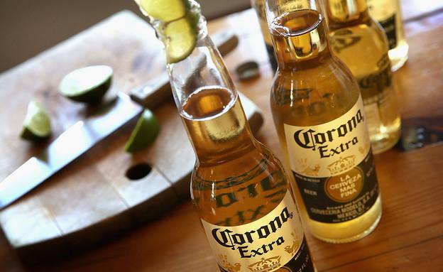 בירה קורונה (צילום: Scott Olson, GettyImages IL)