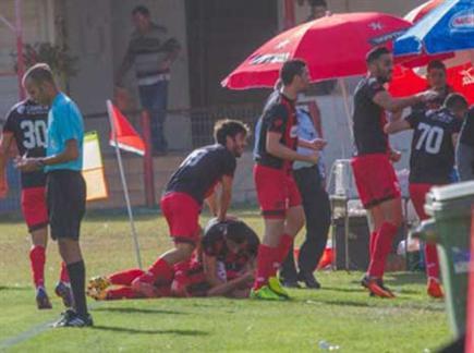 צילום: רפי נחמיאס (צילום: ספורט 5)