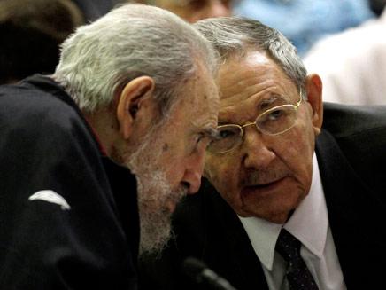 עם האח, הנשיא ראול קסטרו