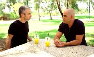 ראיון עם מארק און (צילום: מתוך אנשים, שידורי קשת)