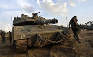 """86 מסרבים להשתבץ בטנקים (צילום: דו""""צ)"""