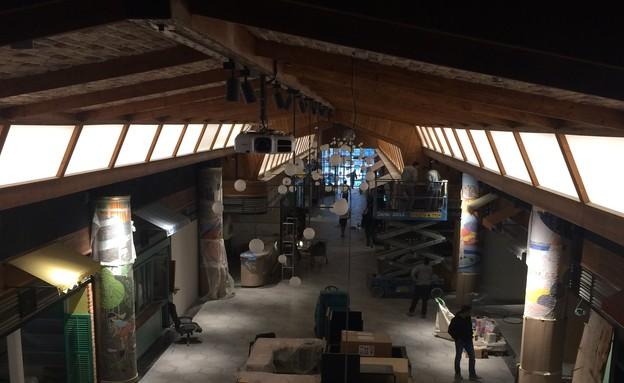 שוק אלנבי רוטשילד (צילום: אוכל טוב)