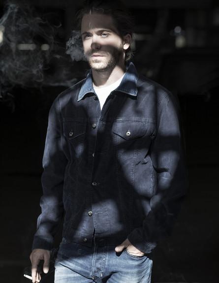 תום אבני (צילום: רונן פדידה)