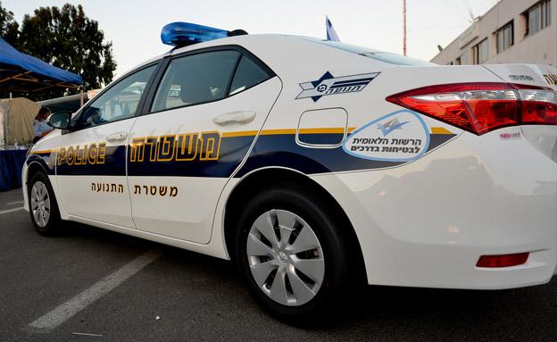 חשד: גנבו כרטיס אשראי מבת 74 (צילום: אור מני / דוברות משטרת ישראל)