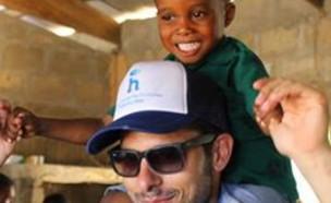 התנדבות באפריקה (צילום: שירה רגב וליר קליין)