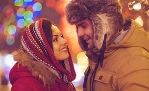 זוג מאוהב, אהבה, רומנטיקה (צילום: Shutterstock, מעריב לנוער)