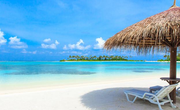 האיים המלדיביים (צילום: Pakhnyushchy, Shutterstock)
